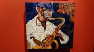 Creative Musicians exhibit at DuSable 3