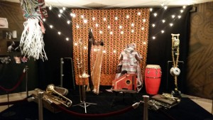 Creative Musicians exhibit at DuSable 1