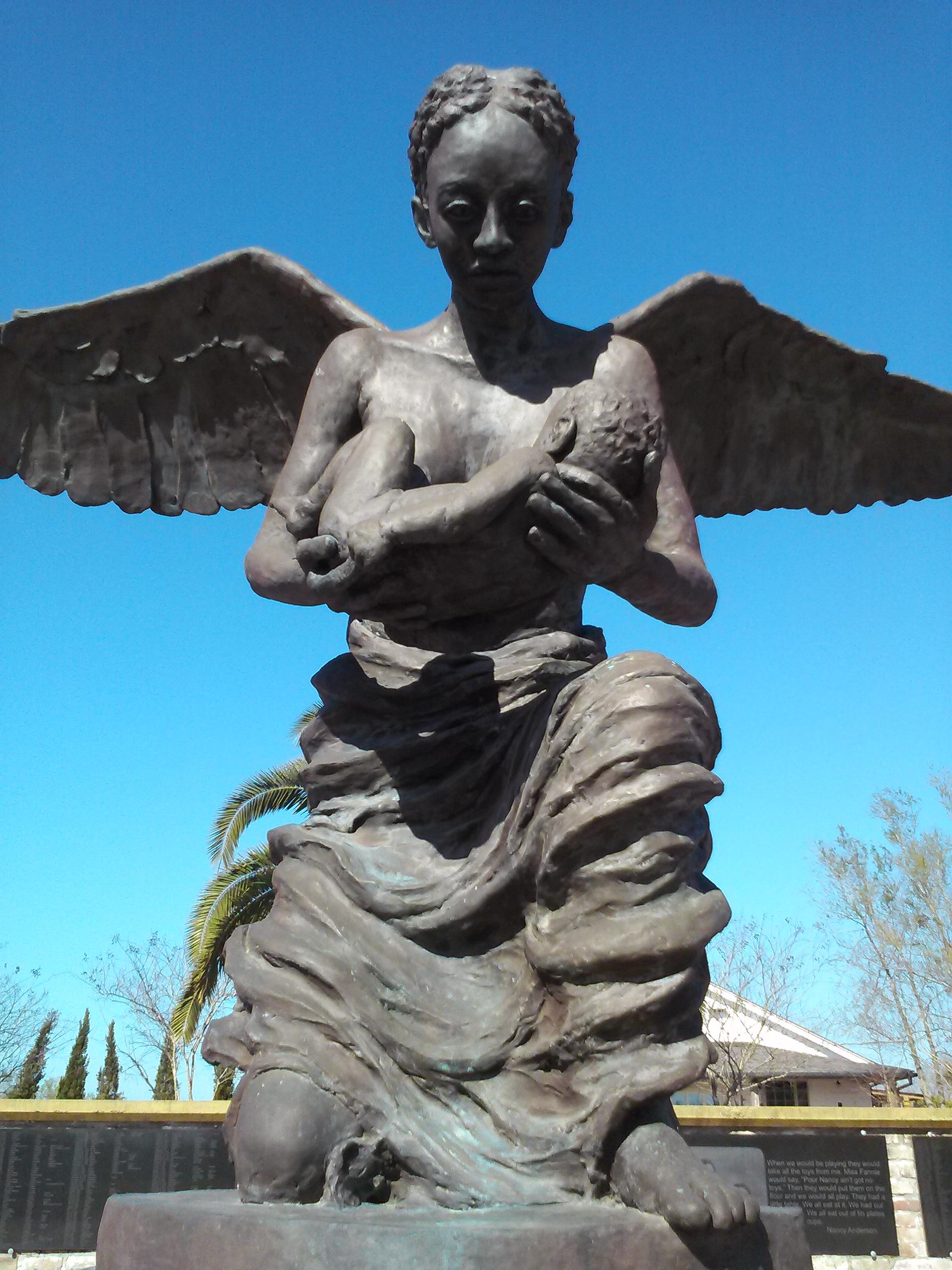 Field of Angels, Whitney Plantation, February 28, 2015 / Credit: Jessica Marie Johnson