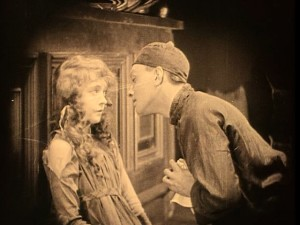 "In ""Broken Blossoms,"" a 1919 Griffith film, an interracial heterosexual kiss is so fraught it cannot occur."