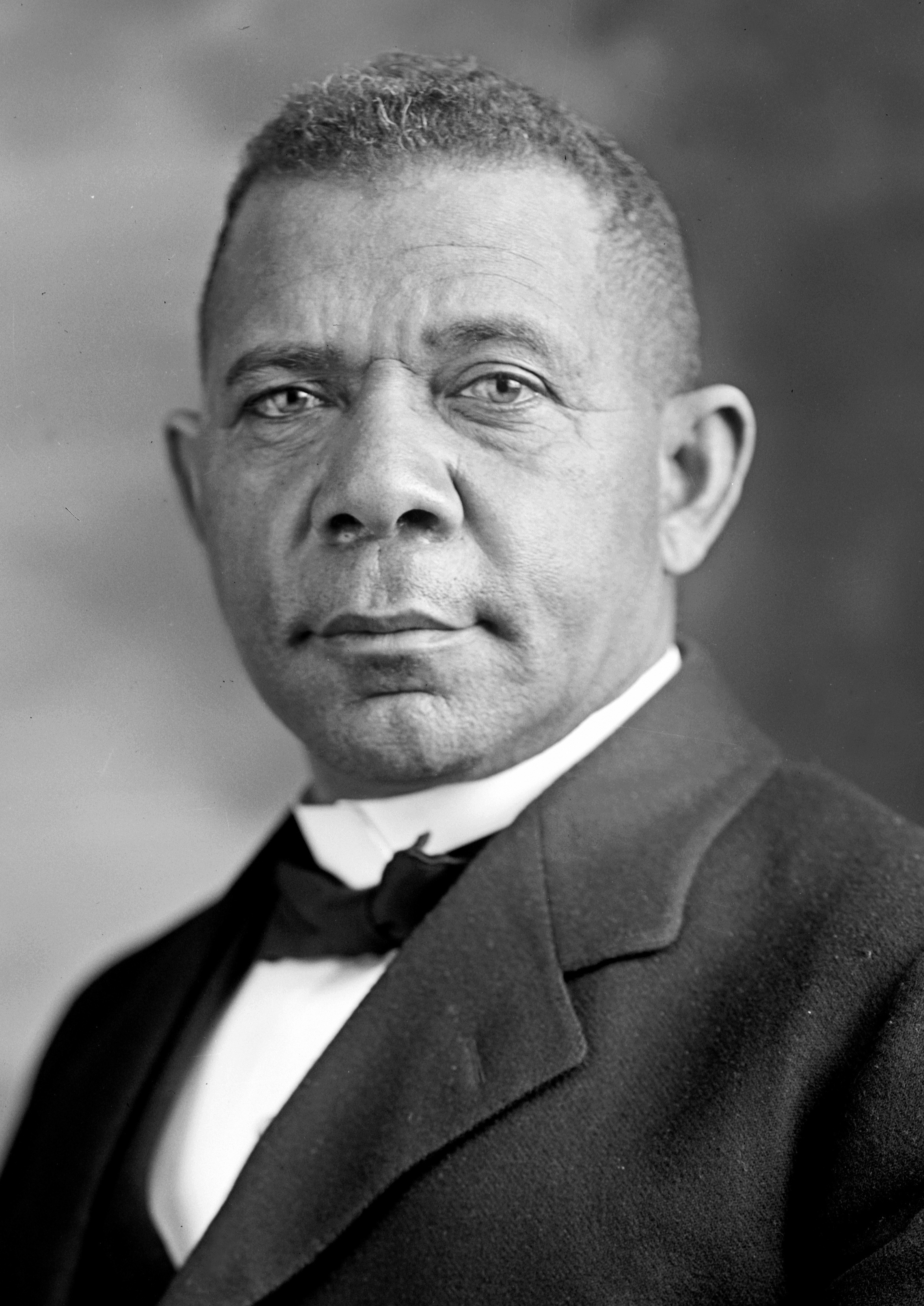 Booker T. Washington, 1905