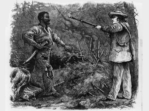 The surrender of Nat Turner