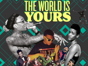 """Documentary: """"The World is Yours"""""""