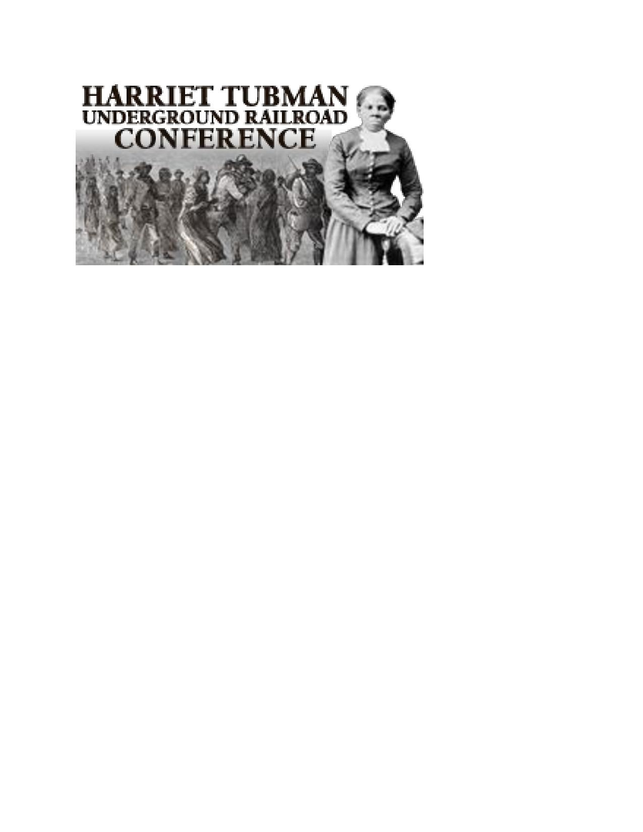 Harriet Tubman Conference photo-page