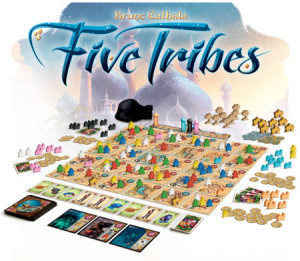 five tribes photo