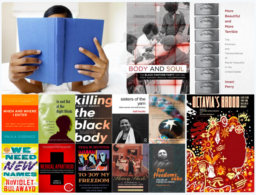 Screenshot of photos tagged #blkwomensyllabus as of 2015 August 13   00:11:23 (Snapped by Jessica Marie Johnson)