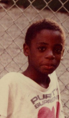 Tony Laing (age 10)