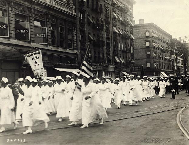 UNIA's Black Cross Nurses (1922)