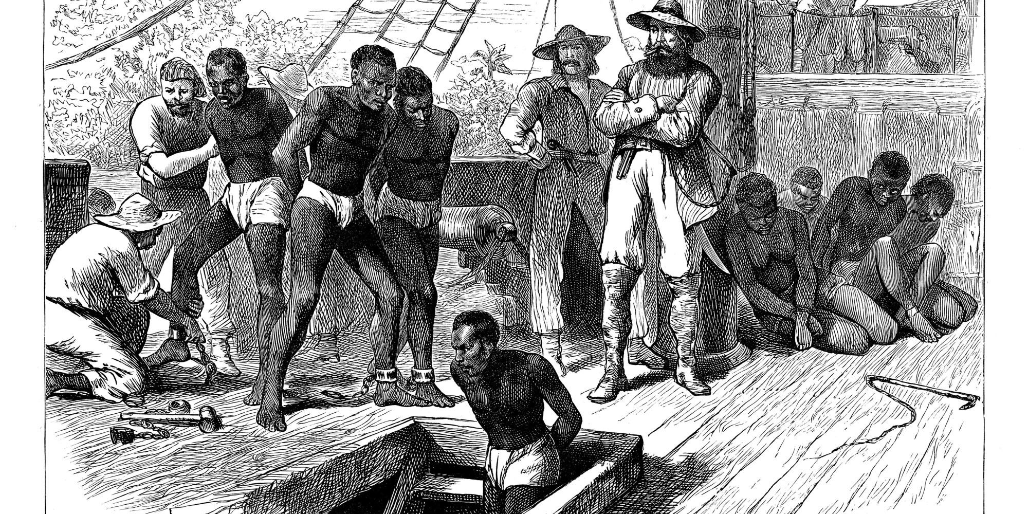 From the Ocean Floor: Death, Memory and the Atlantic Slave ...